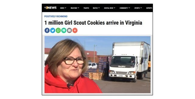 Girl Scouts 2020