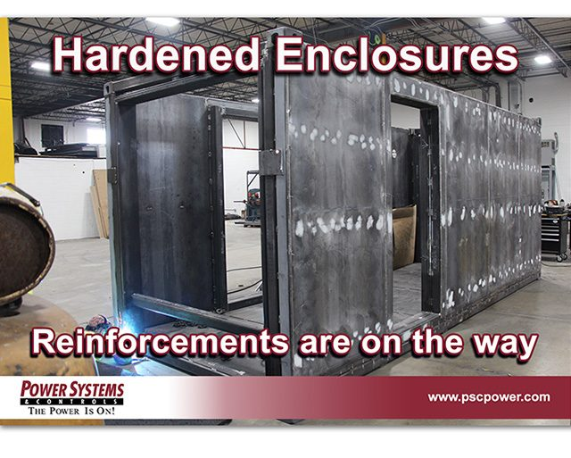 Hardened Enclosures
