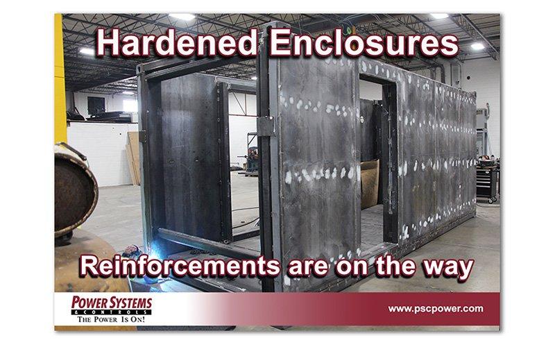 Hardened Enclosures