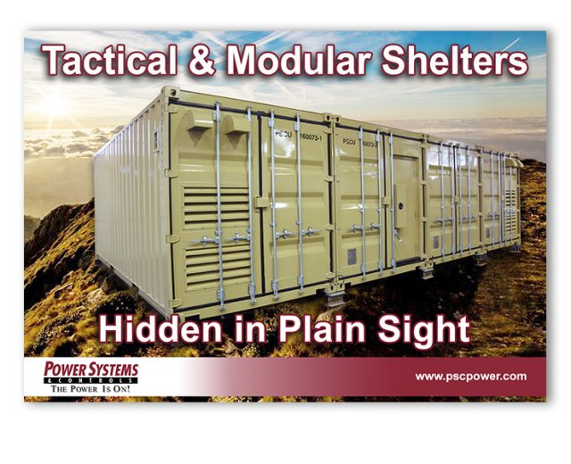 Modular Tactical Shelter
