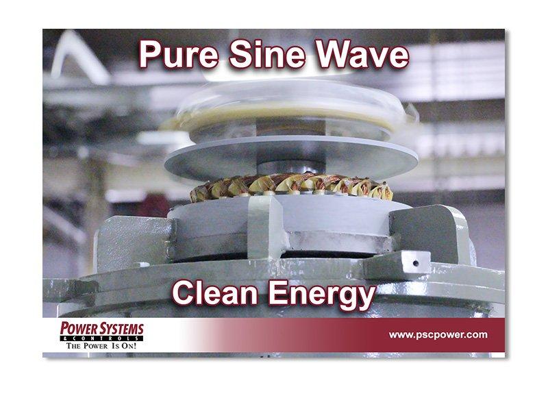 Pure Sine Wave