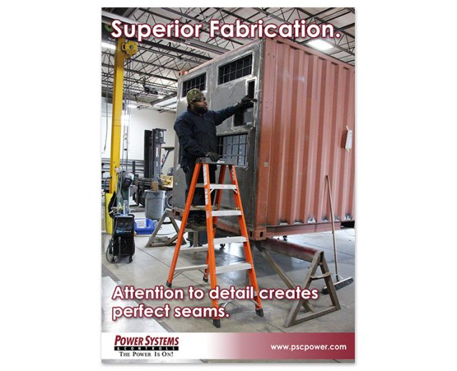 PS&C Superior Fabrication
