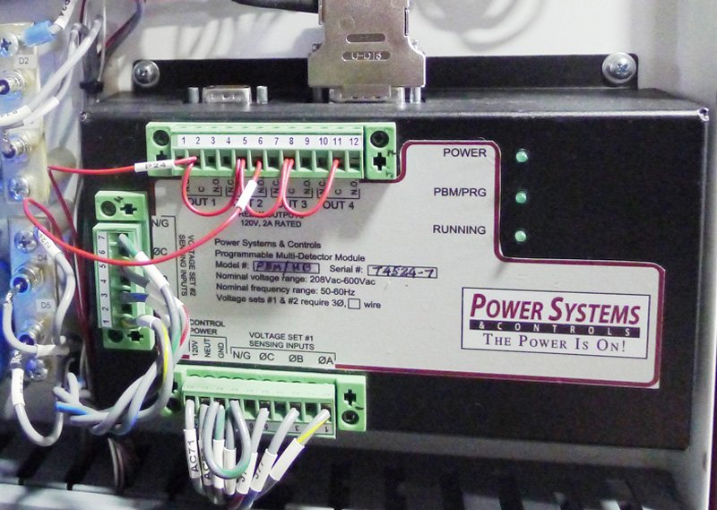 5Programmable Multi Detector